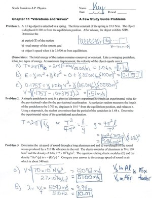 South pasadena high school apphys chap 11 study guide problems answersg fandeluxe Images