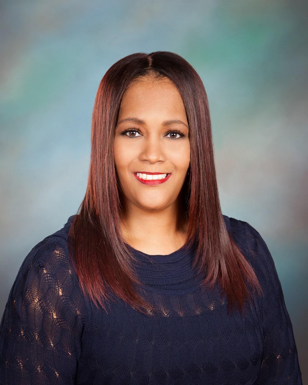 Board Member Marion Hamilton