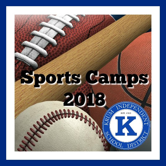 SUMMER SPORTS CAMP INFORMATION Thumbnail Image