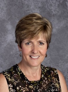 Cathy Landeen, assistant principal at North Elementary - school photo
