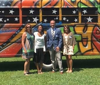 Ms. Papenburg, Mrs. Owens, Principal Bergeson, and Mrs. Jackson