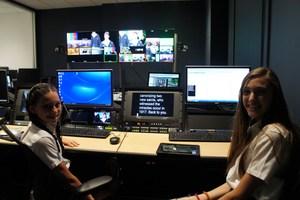 WOLF News : EWTN - Students in Control Room 2.JPG