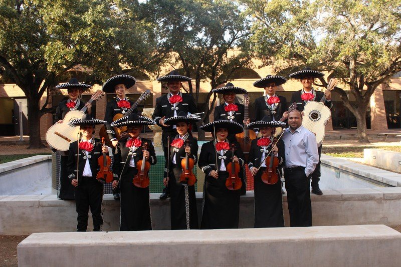 Vanguard Mozart Secondary Mariachi Los Caballeros obtain Division I at district and Division II at UIL State!! Featured Photo