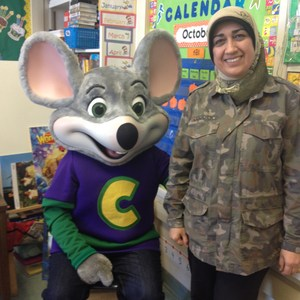 Ms. Sawsan's Profile Photo