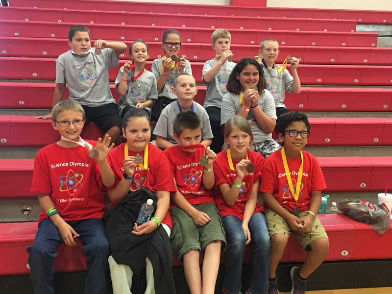 Science Olympiad Teams Compete at West Wilkes Thumbnail Image
