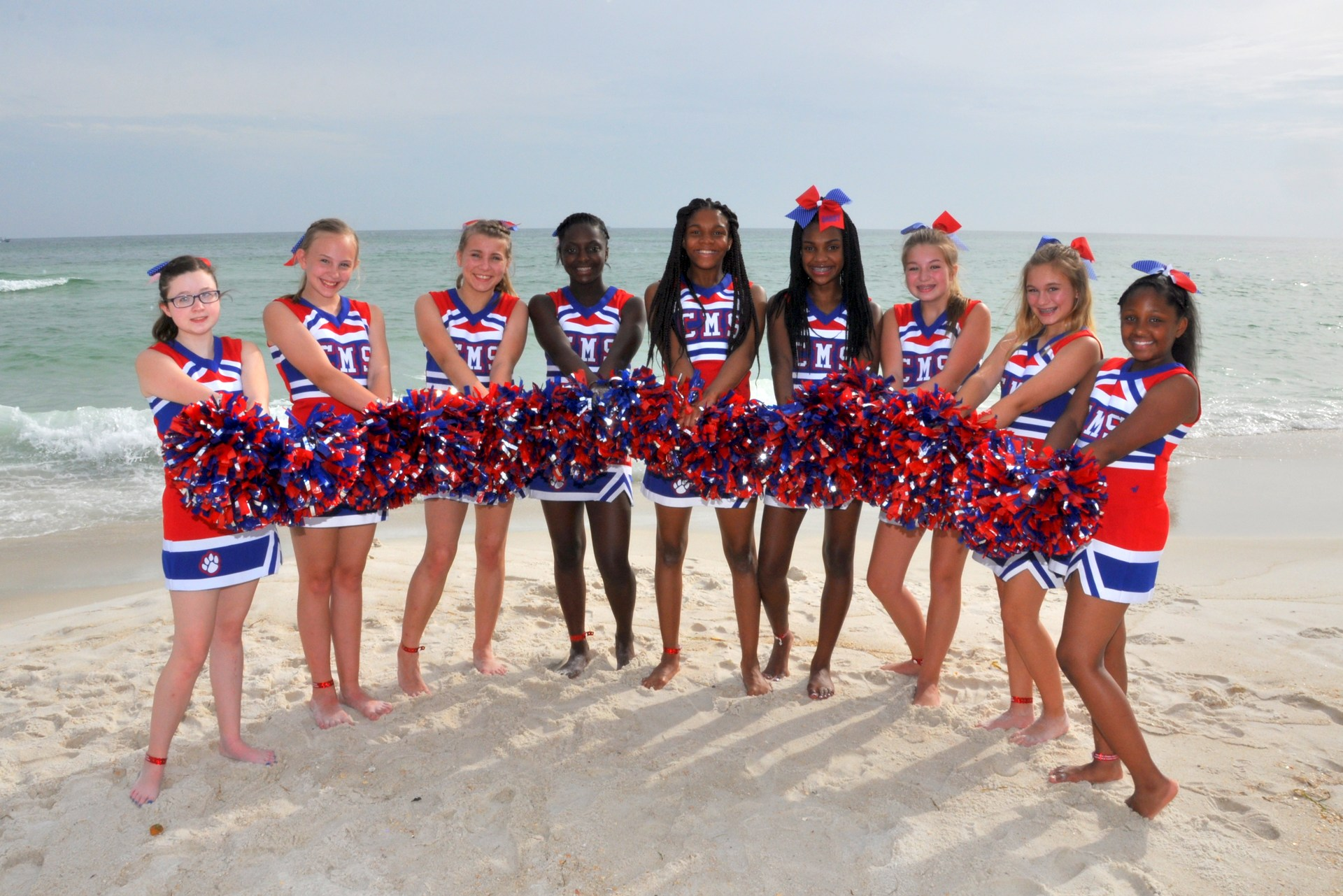 Panama Cheer Camp