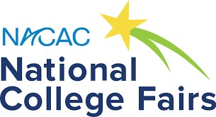 Thursday, April 26:NACAC College Fair, 6:00PM- 8:30PM Thumbnail Image