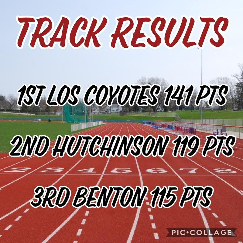 Congratulations LCMS Track!!! Featured Photo