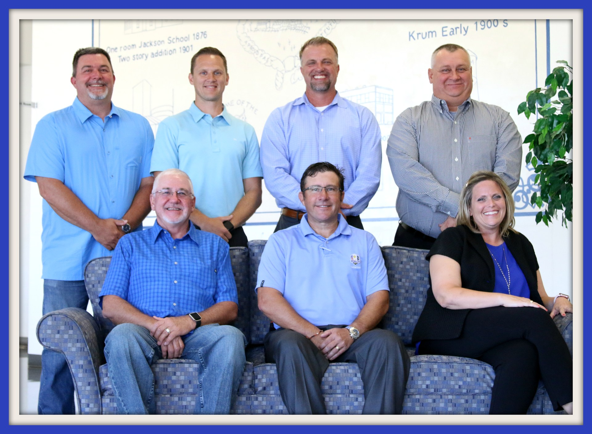 2017-2018 Krum ISD Board of Trustees
