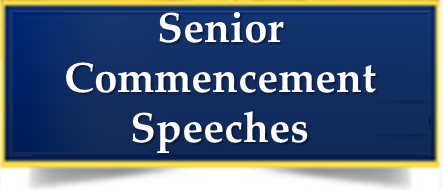 2017 Senior Commencement Speeches Thumbnail Image