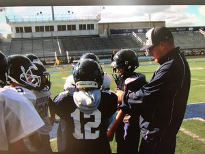 Coach Breedlove and his team