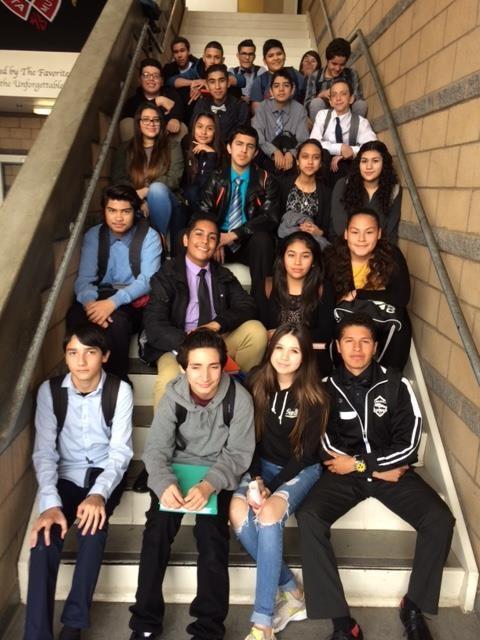 Posts Woodfin L Arleta High School