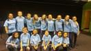 15 Honor Choir students