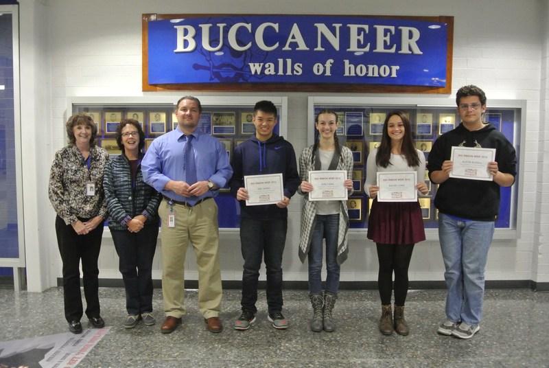 Red Ribbon Week Essay Contest Winners