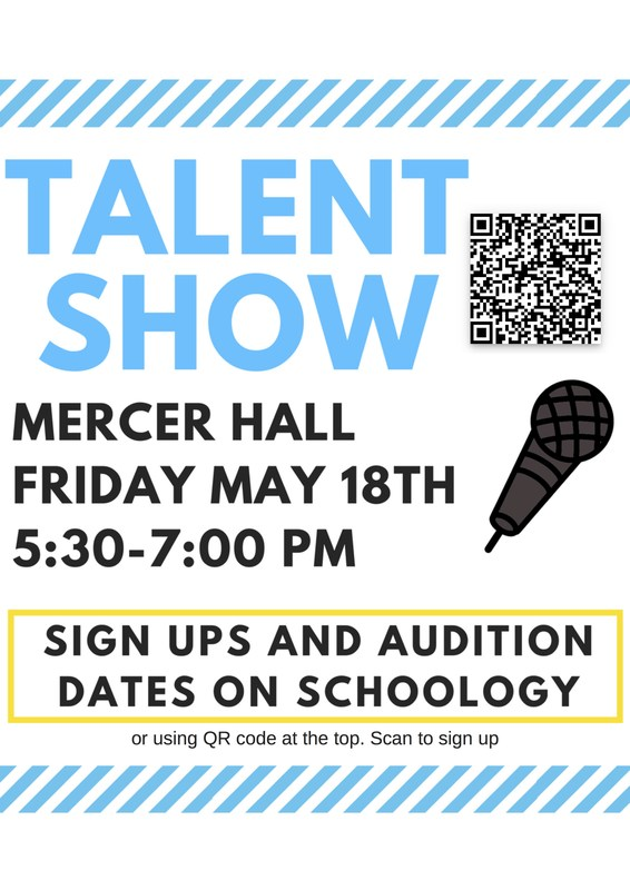 Sign Up for the Pali Talent Show! Thumbnail Image