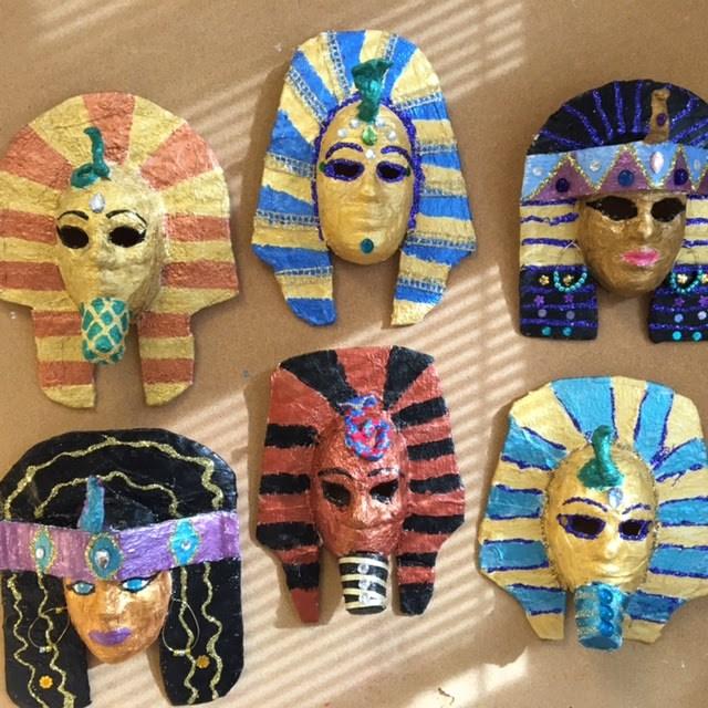 Upper El masks