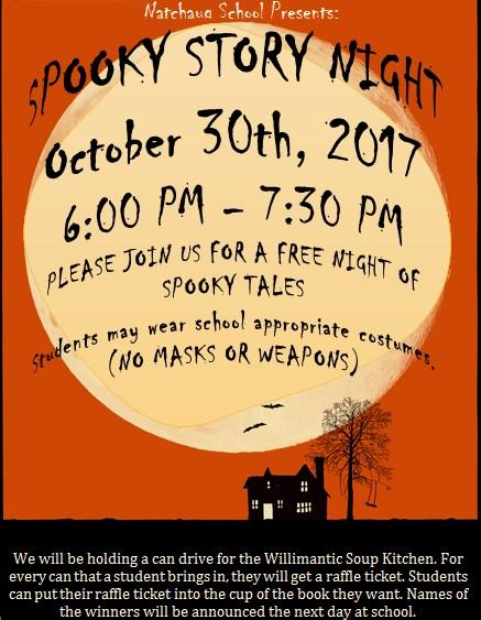 Spooky Story Night Thumbnail Image