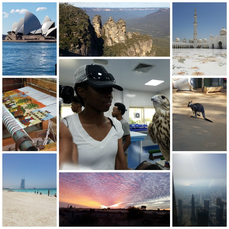IDEA Junior Malaysia Johnson Explored Australia and UAE on Two-Week Expedition Thumbnail Image