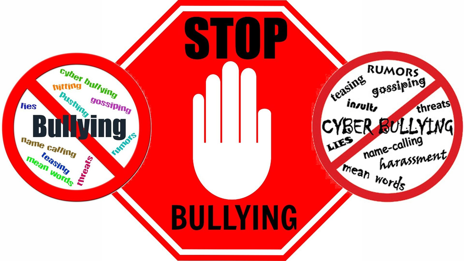 Stop Sign Stop Bullying