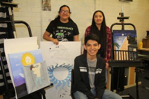 Nogales High IB Art Students PR.jpg