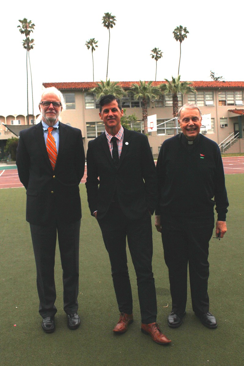 Thom Gasper named Assistant Superintendent for High Schools for the Archdiocese of Los Angeles Featured Photo