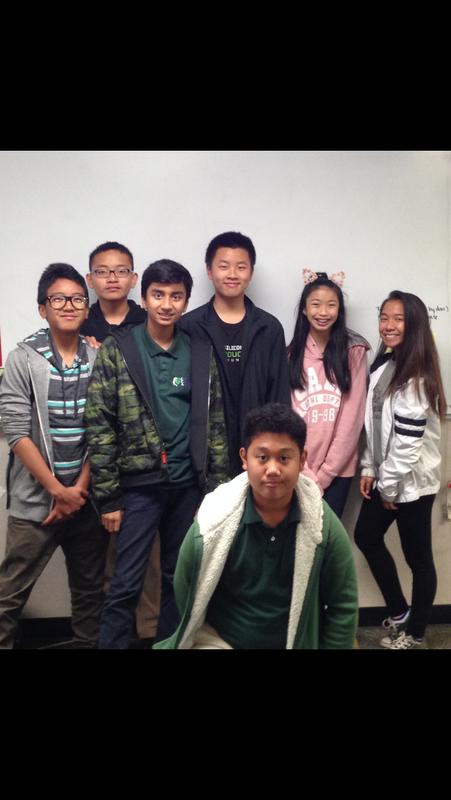 CCA Students Win FMSD Science Fair Thumbnail Image