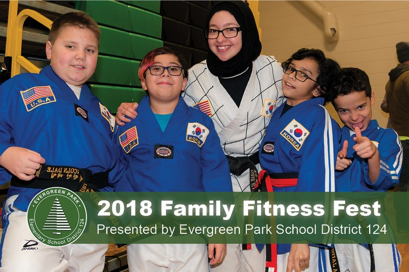 Family Fitness Fest: March 16 Thumbnail Image