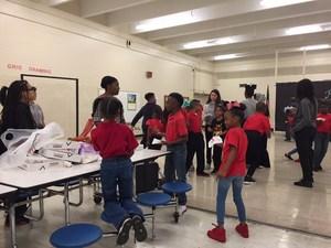 PRAM Students Celebrate SuccessMaker Achievements with a Krispy Kreme Doughnut Party