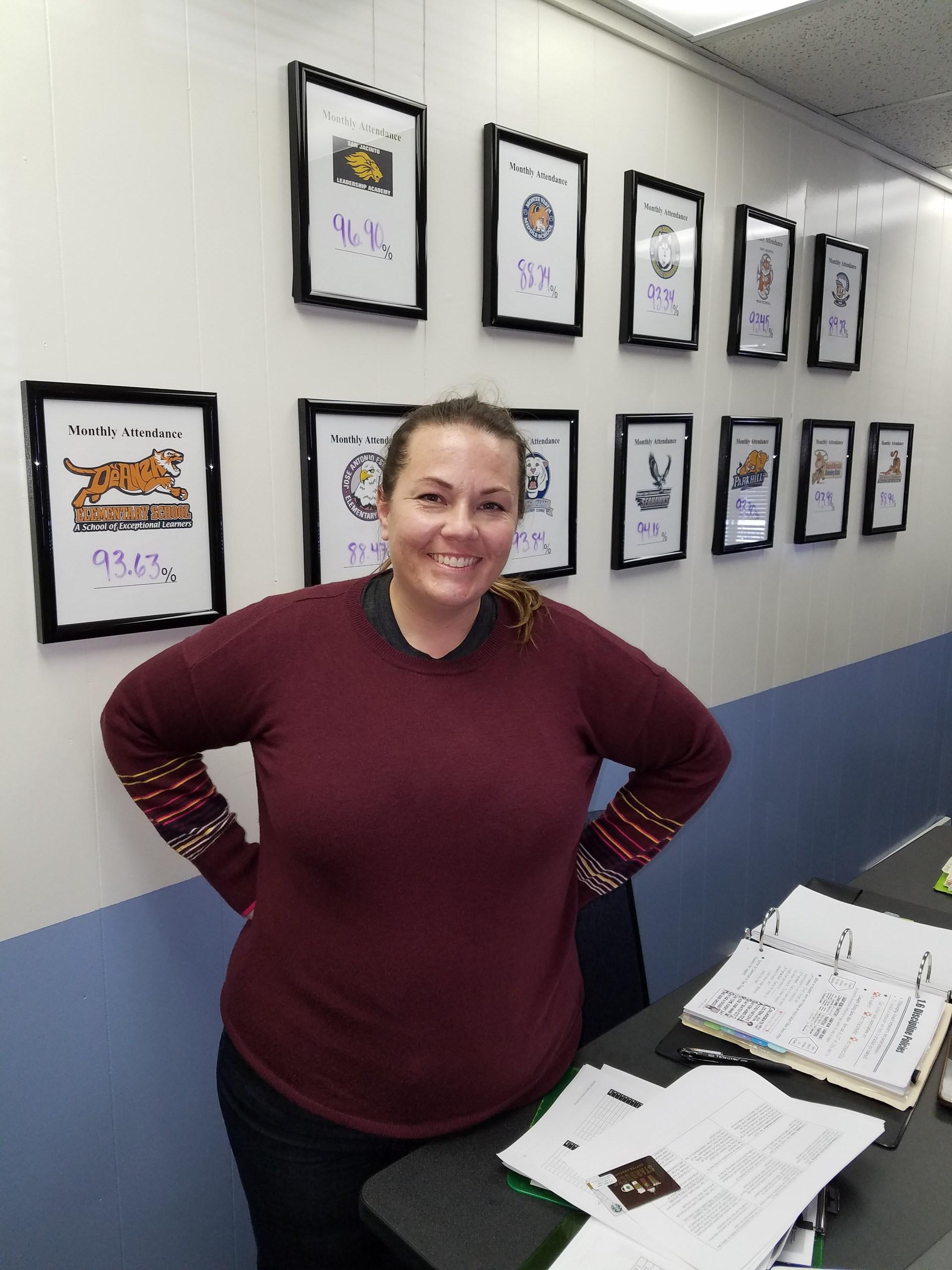 Kristin Guzman-DeAnza PBIS Coordinator