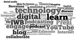 Technology Word Web