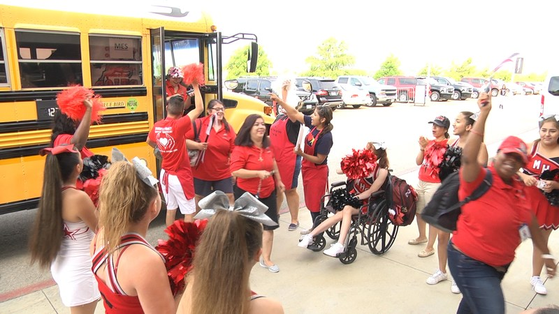 VIDEO: MISD Kicks Off New School Year with Convocation at COTA Thumbnail Image