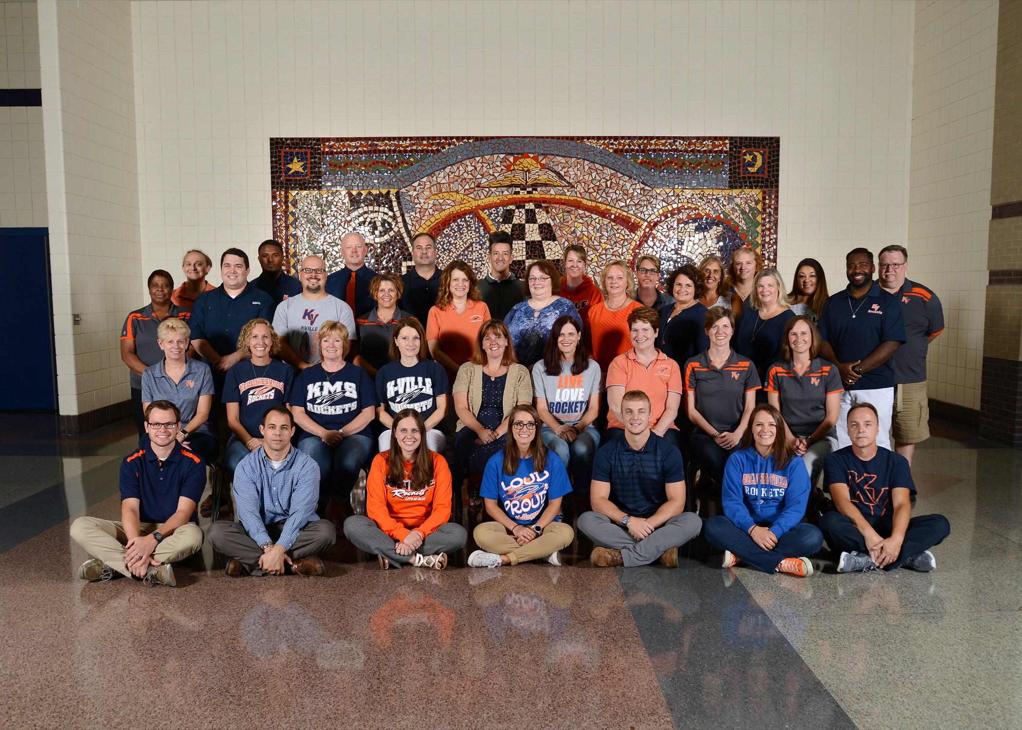 2017-18 MS Staff