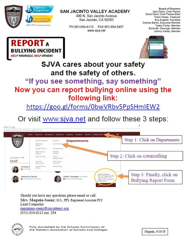 Online Bullying Incident Report Featured Photo