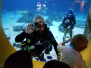 Greeted by a diver.jpg