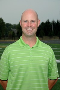 Jeff Anderson, Head Coach Girls Golf photo