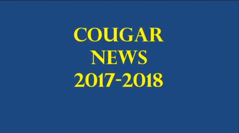 Cougar news for February 13 Thumbnail Image