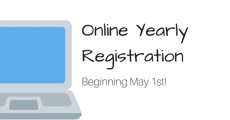 Information for Yearly Registration Updates and Address Verification for Current Students Featured Photo