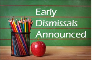 Dismissal graphic