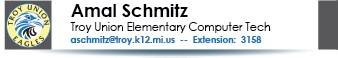 AMAL SCHMITZ CONTACT INFO