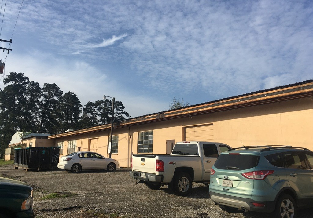 Jones Roof edge at Technology Dept