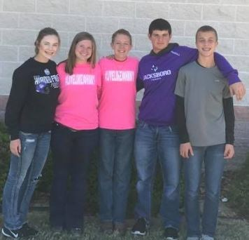 FFA CDE Teams Advance to State Thumbnail Image