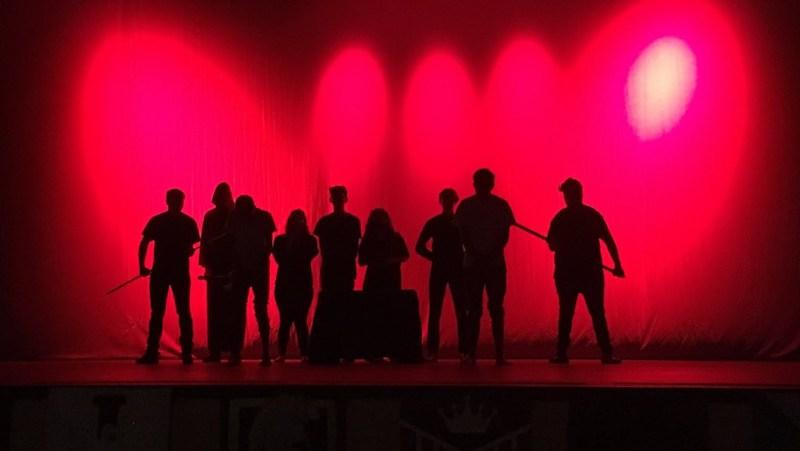 Ridgeview High School drama department