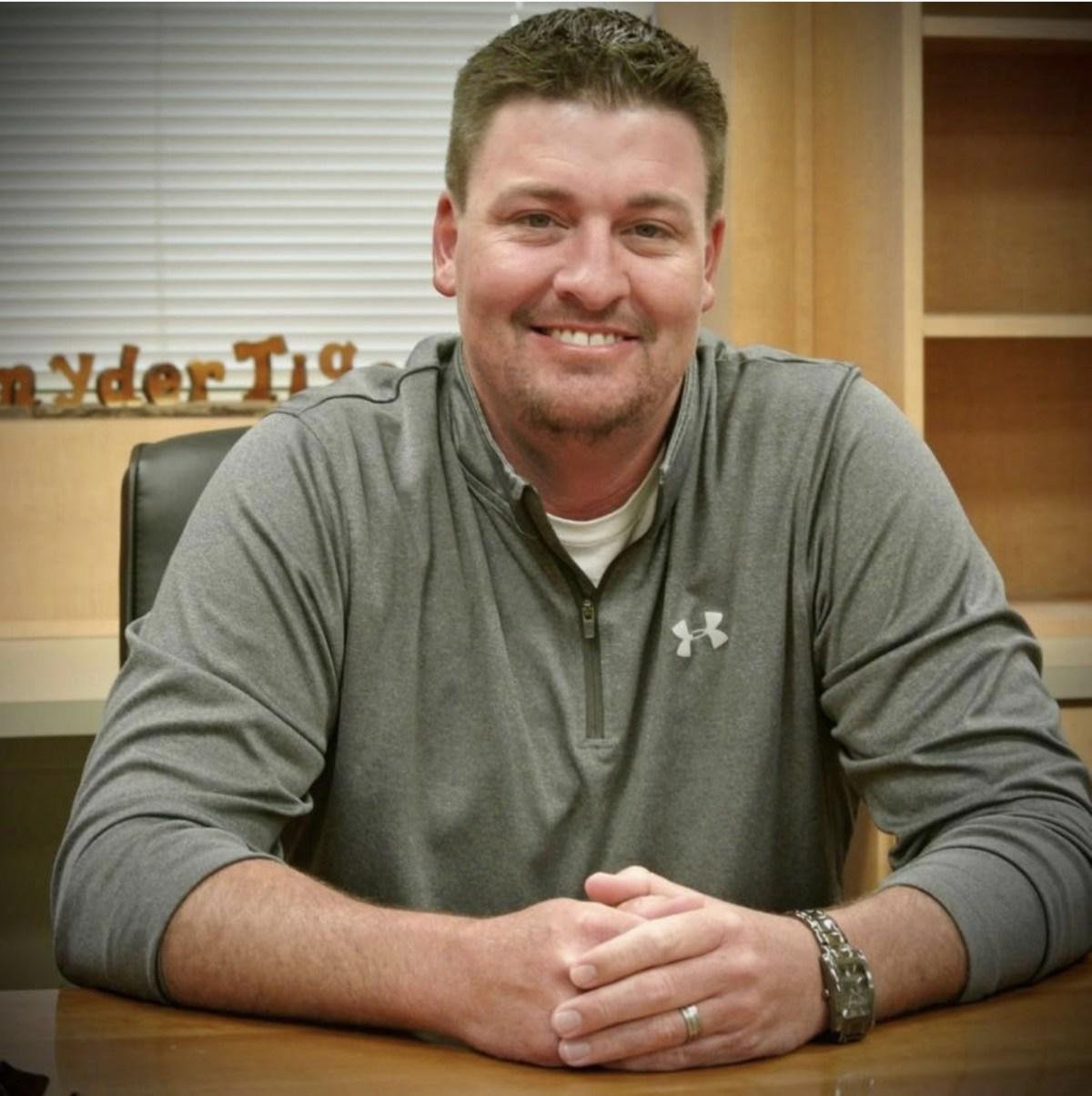Mandrell, Athletic Director