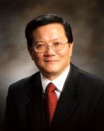 A photo of Mr. Robert L. Gin, Clerk