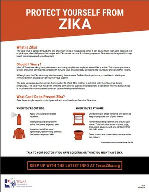 Prevent Zika