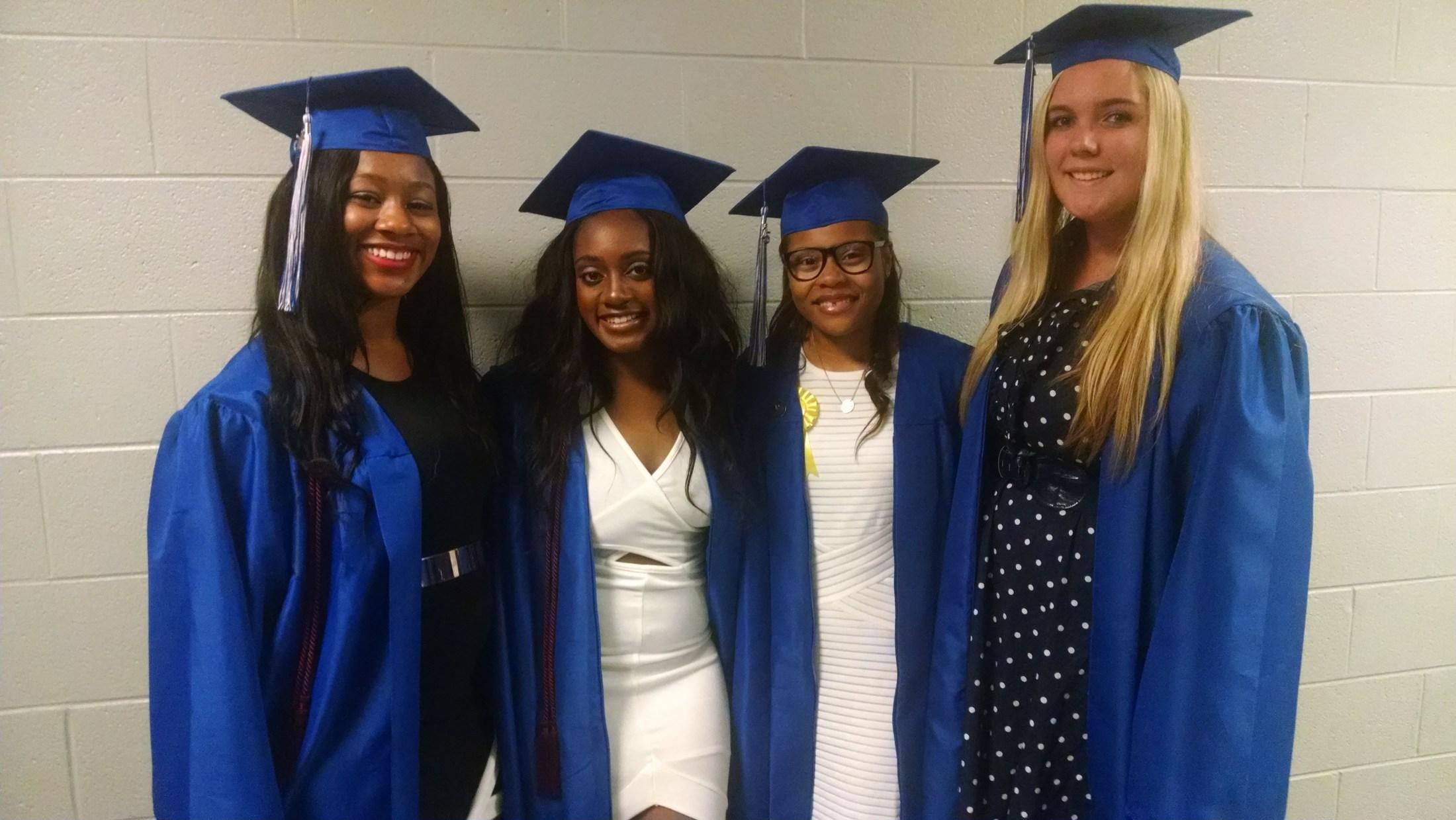 2015 Graduates!