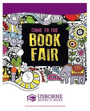 usborne book fair clip art