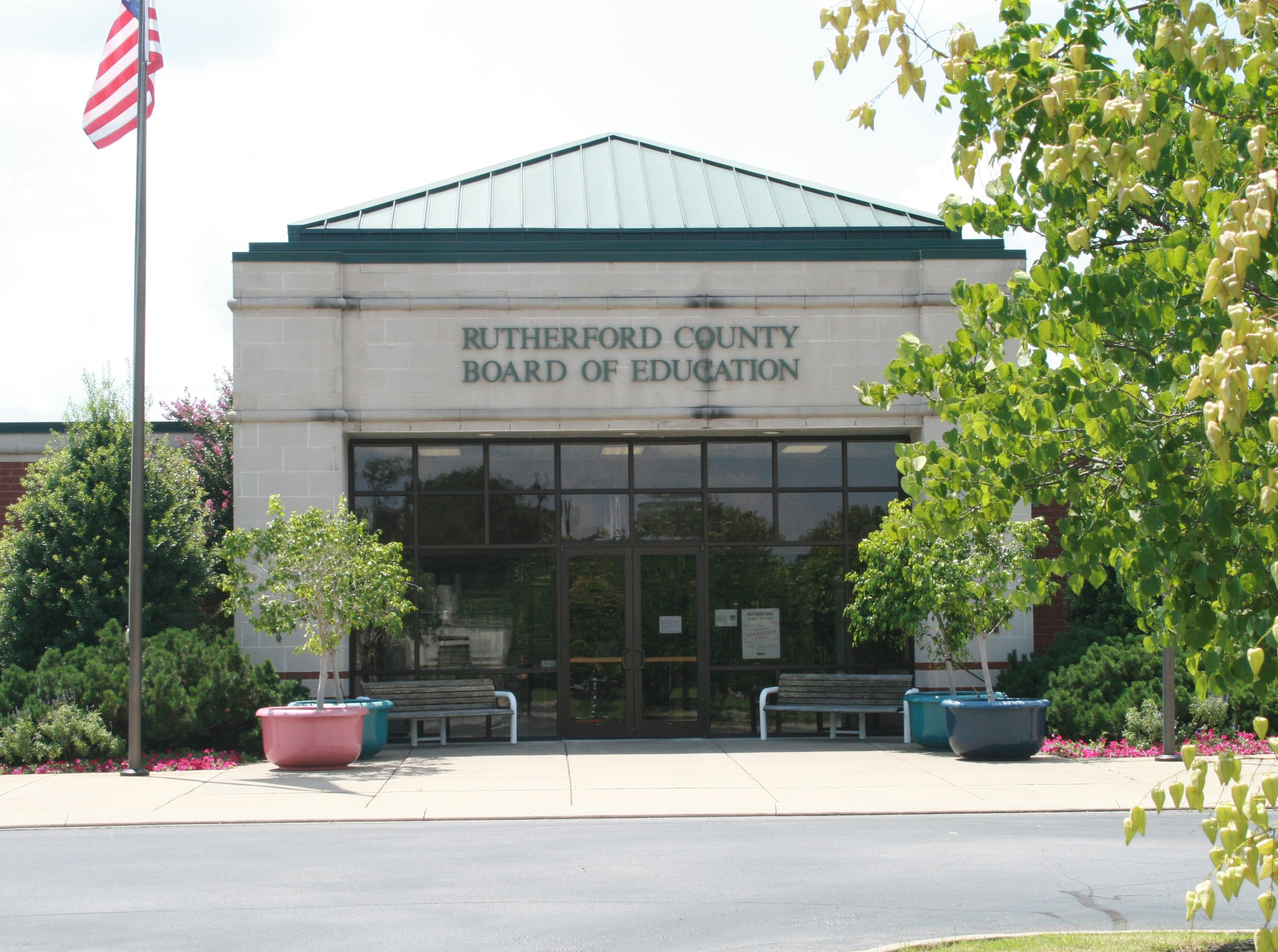 Rutherford County Schools' Central Office