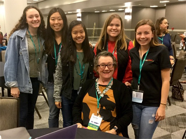 TRITON YEARBOOK RECEIVES TOP ACCOLADES AT JEA REVIEW