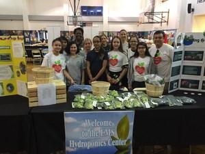 emerson hydroponics team